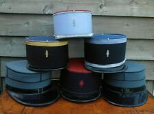 Collection Six Kepi - French Foreign Legion, French Army, Swiss Police - 1980s