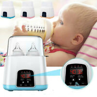 US Plug Baby Intelligent Heat Preservation Automatic Feeding Bottle Thermostat-