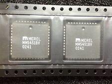 MM5451BV MICREL IC DRIVER DISPLAY LED 44PLCC 2 PIECES