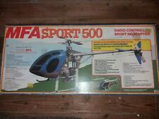 MFA SPORT 500 HELICOPTER BOX ONLY