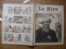 23/03/1901 LE RIRE 333 Leandre Fau