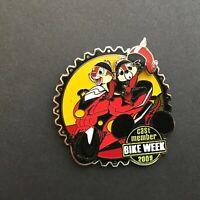 WDW - Cast Member - Bike Week 2009 - Limited Edition 750 Disney Pin 67839