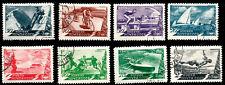 1949 Russia Stamps Stalin Sports Propaganda Football Skydiving Mountain Climbing