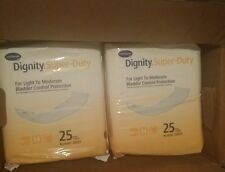 "FLASH SALE》New 300 Hartmann Dignity Super Duty XL Pads》Each Pad is 12""x4"""