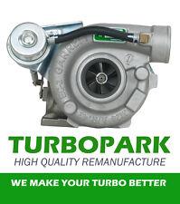 Garrett TB28 Turbo T2 Journal Wastegated Oil Cooled XiCai CA4110ZA5 711380-5011