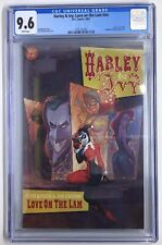 DC's Harley and Ivy: Love on the Lam #nn CGC 9.6