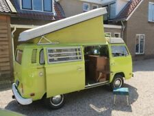 VW T2 Westfalia Roof Canvas Rear Hinging Style 1974-1979 C81793BY BALI Yellow