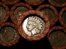 🔥 VINTAGE ROLL OLD INDIAN HEAD PENNY WHEAT PENNY SALE US OLD COINS COLLECTION