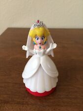 Amiibo PEACH WEDDING OUTFIT Super Mario Odyssey  Nintendo Wii U 3DS Switch