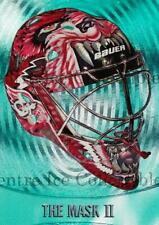 2002-03 Between the Pipes The Mask II #11 Curtis Joseph