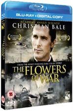 The Flowers of War (Christian Bale, Paul Schneider) New Region B Blu-ray