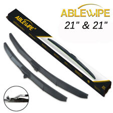 ABLEWIPE Fit For Jeep Patriot PREMIUM QUALITY ALL SEASON WINDSHIELD WIPER BLADES