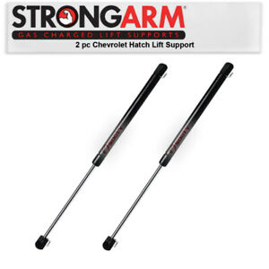 2 pc Strong Arm Hatch Lift Supports for 1975-1980 Chevrolet Monza Body  dg