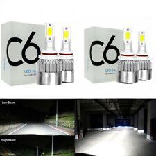 6000K LED Hi-Low Beam Bulb Kit For Freightliner M2 100 106 112 2002-17 Headlamp