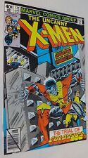 X-MEN #122 BYRNE CLASSIC   COLOSSUS COVER  GLOSSY FRESH NM 9.4/9.6!