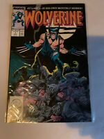 Wolverine #1 1988 First Ongoing Series