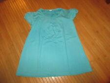 Tee-shirt vert menthe,MC,T5/6ans,marque Zara Kids,quasi NEUF!