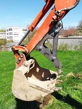 Baggerdaumen Greifer Holzgreifer Niederhalter Verladung Bausatz für Bagger 1-3t
