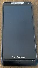 Motorola Droid RAZR M - 8GB - Black (Verizon) Smartphone 4G LTE