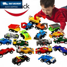 Dmbaby Pull Back Cars for Kids 20 Pack Toy 2 Year Old Boys Toys 2-6 Years Gift