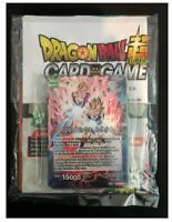 Anime Expo 2019 Dragon Ball Super Card Game Bundle Set Demo Deck