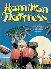 Hamilton Mattress DVD BBC New Sealed Animated Aardvark