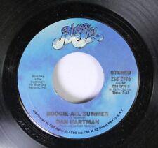 Soul 45 Dan Hartman - Boogie All Summer / Love Is Natural On Blue Sky