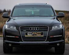 Scheinwerferblenden für Audi Q7 Böser Blick Scheinwerfer eyebrows Blenden ABS