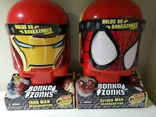 Bonka Zonks Iron Man Headquarters & Spider-Man Headquarters