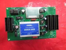 TEL Tokyo Electron PHA-012-1 Board DC/DC CONV with Cosel ZUS25 2405 Converter