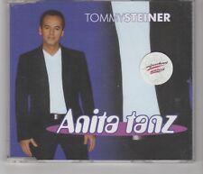 (HI153) Tommy Steiner, Anita Tanz - 2000 CD