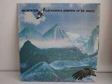 INCANTATION Cacharpaya ( panpipes of the Andes ) 205523