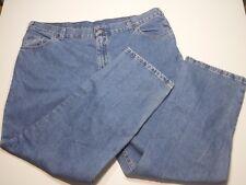 Faded Glory Men's Blue Jeans 44x30