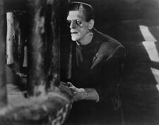 Boris Karloff UNSIGNED photo - C910 - Frankenstein
