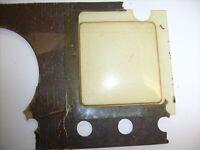 Vintage Philco Radio - Model: 40-115  AM - POLICE RADIO - Original  Face Plate