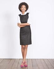 Boden Deborah Tweed Dress Size Uk 14 rrp £140 LS170 QQ 01