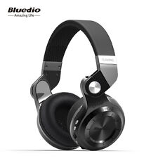 Bluedio T2+Wireless Stereo Headphones Bluetooth4.1 Headsets FM&SD Card slot