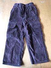 Hanna Andersson Boys Brown Corduroy Pants Sz 110 5