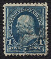 #264 1c Benjamin Franklin, Used [9]**ANY 4=FREE SHIPPING**