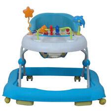 Cabino Walker/Lauflernhilfe/Lauflernwagen blau 3 verschiedene Höhen