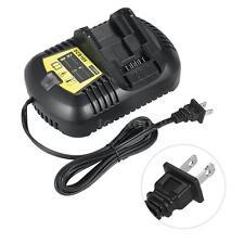 3A Charger Replacement 12V-20V Li-Ion Battery For DEWALT DCB105 US Plug A5Q1