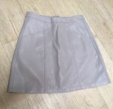 47663a5148 New Look Faux Leather Skirts for Women for sale | eBay