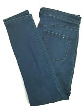 PILCRO AND THE LETTERPRESS SERIF Mid Rise SKINNY Jeans Size 32 (14) *PLEASE READ