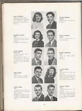 1948 BRISTOL HIGH SCHOOL YEARBOOK, THE TORCH, BRISTOL CONNECTICUT