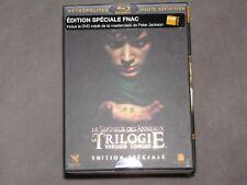 LE SEIGNEUR DES ANNEAUX Trilogie Version Longue Edition Spéciale FNAC Blu-ray