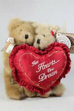 Boyds Bears 'Charlie & Mollie' Two Hearts One Dream #4012912 New With Tag!
