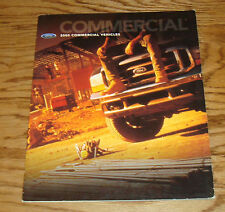 Original 2000 Ford Truck Commercial Vehicles Sales Brochure F-Series Excursion