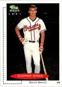 1991 Classic Best Baseball Pick Complete Your Set #251-450 RC Star FREE SHIPPING