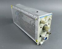 FOR PARTS: Tektronix AM 503 Current Probe Amplifier