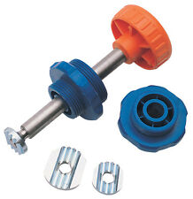 Draper 12/19mm Tap Reseating Tool & 3 Cutters for Reseating Most Taps in the UK
